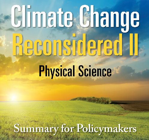 Climate Change Reconsidered II: Biological Impacts