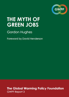Myth of Green Jobs